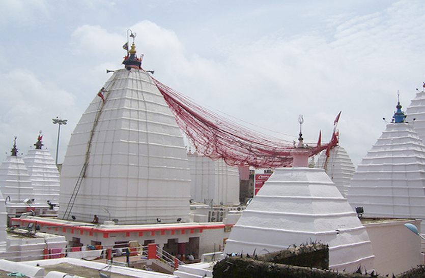 Jharkhand is a land of temples.